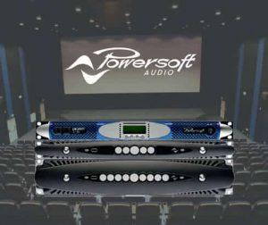 Powersoft spełnia wymagania Dolby i Dolby Atmos