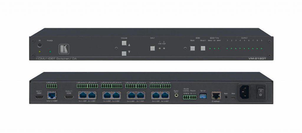 Kramer Electronics VM-218DT i VM-218DTxr