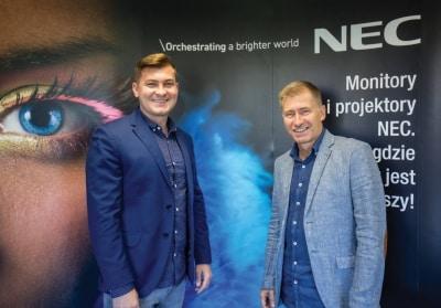 NEC Competence Days Pro AV Solutions