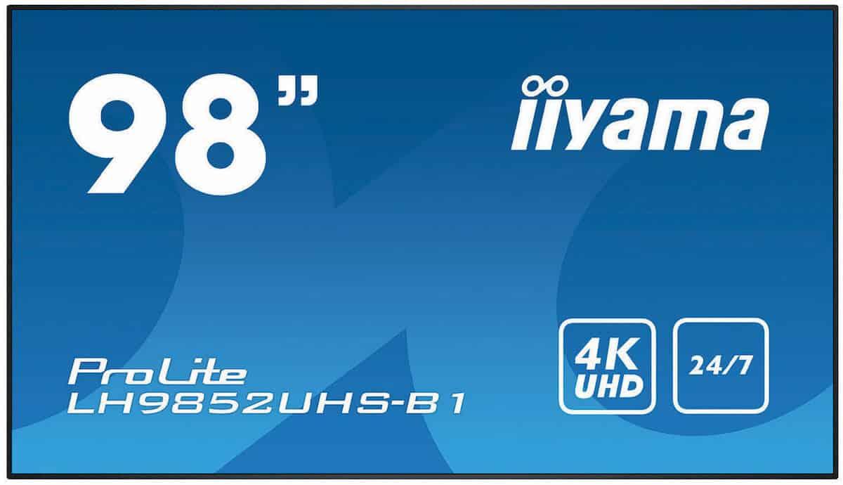 iiyama ProLite LH9852UHS-B1
