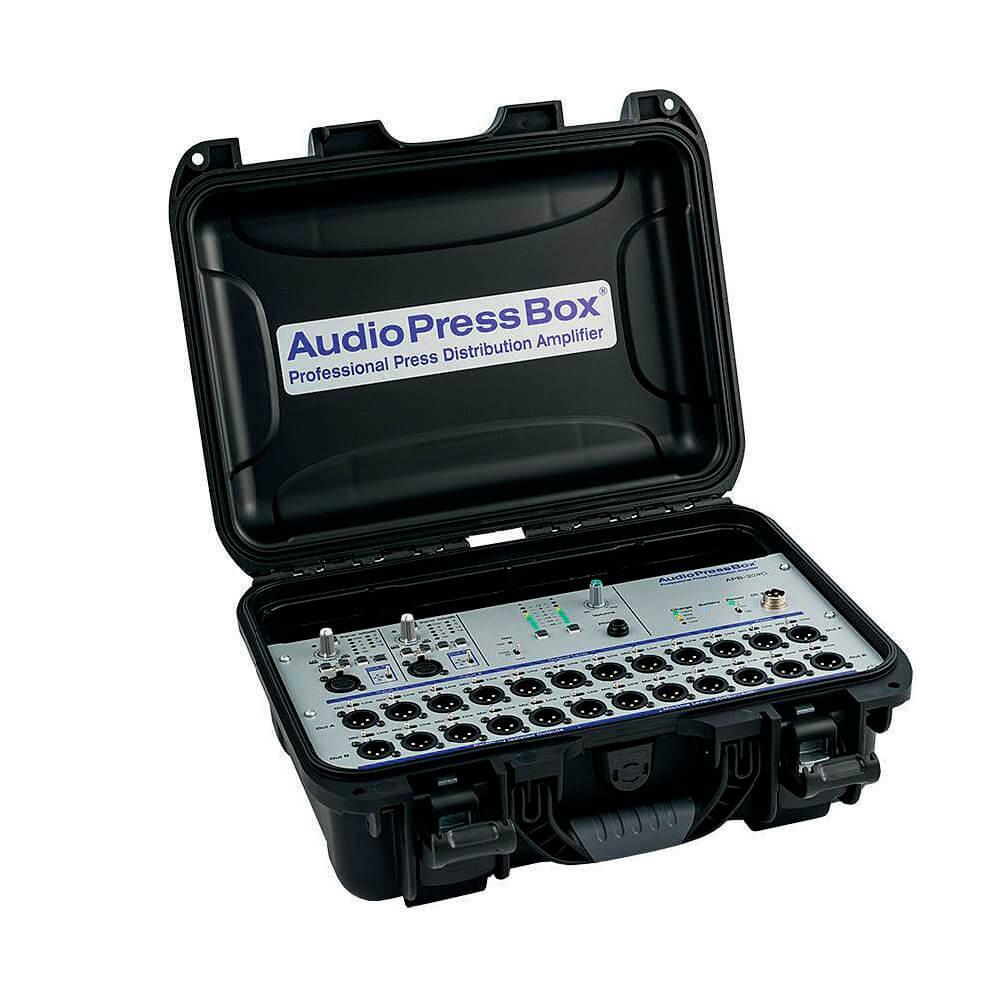 AudioPressBox APB-416 C i APB-224 C