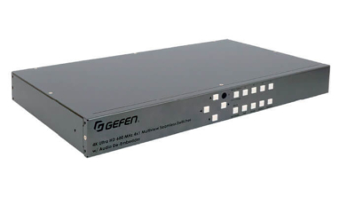 Gefen 4K 600 MHz 4×1