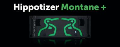Green Hippo seria Hippotizer+