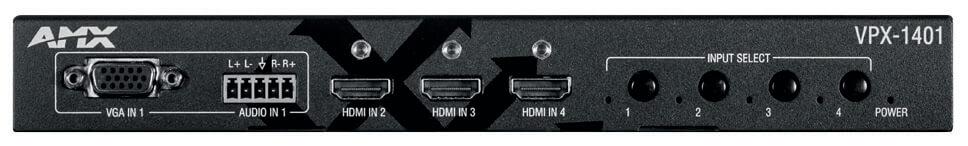 AMX VPX-1401 i VPX-1701