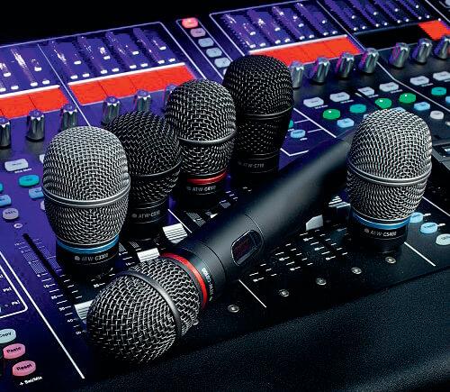 Audio-Technica seria 3000 v4