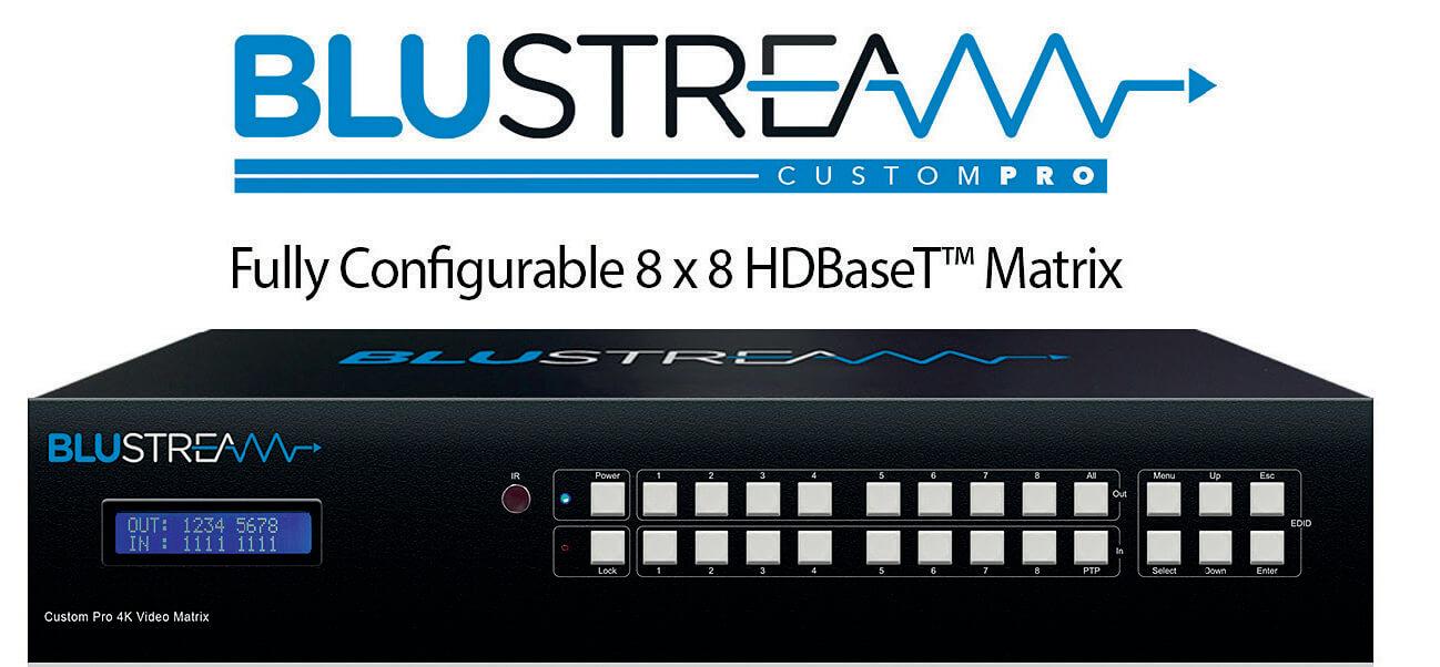 Blustream Custom Pro 4K