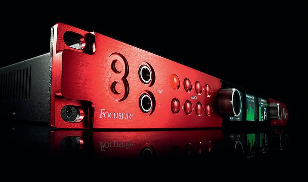 Focusrite Pro seria Red
