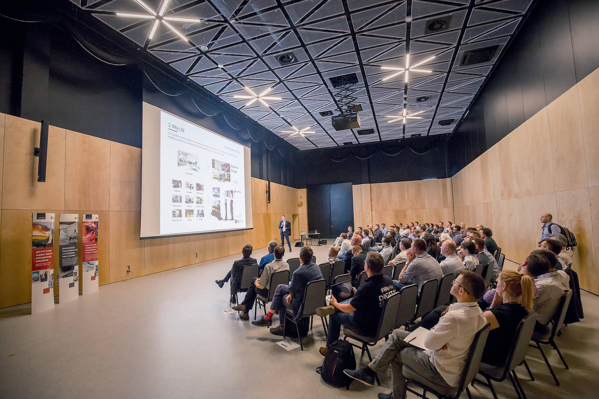 LG Electronics Polska Solutions Partners Meeting 2018