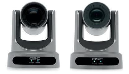 QSC PTZ-IP 12x72, PTZ-IP 20x60