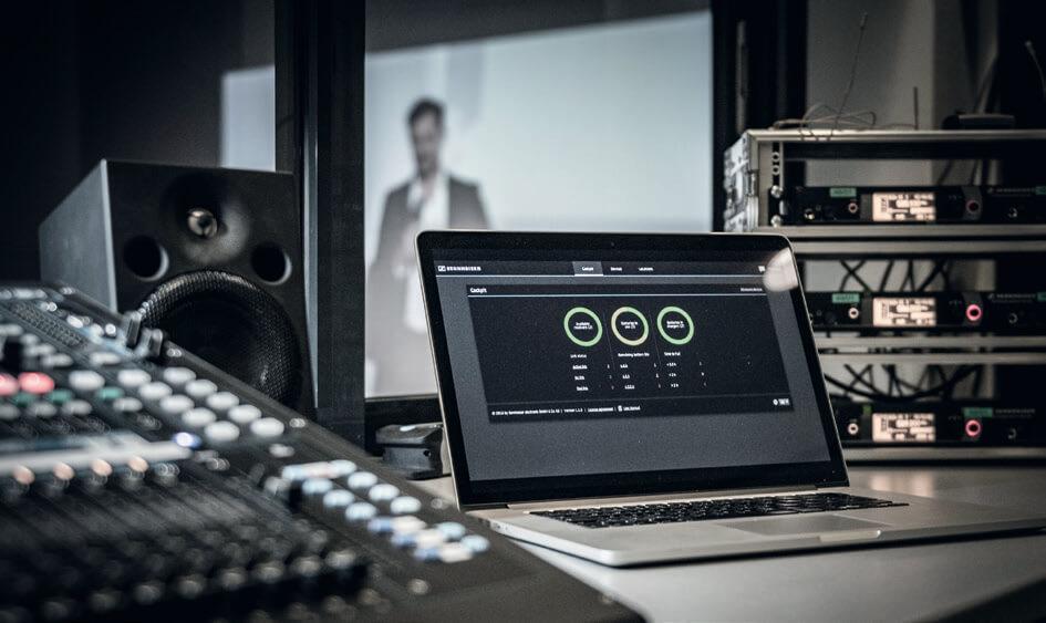 Sennheiser Control Cockpit 2.0