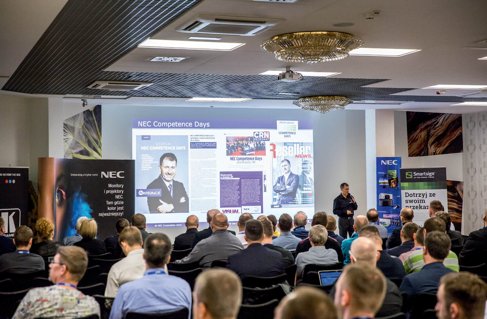 NEC Competence Days 2017