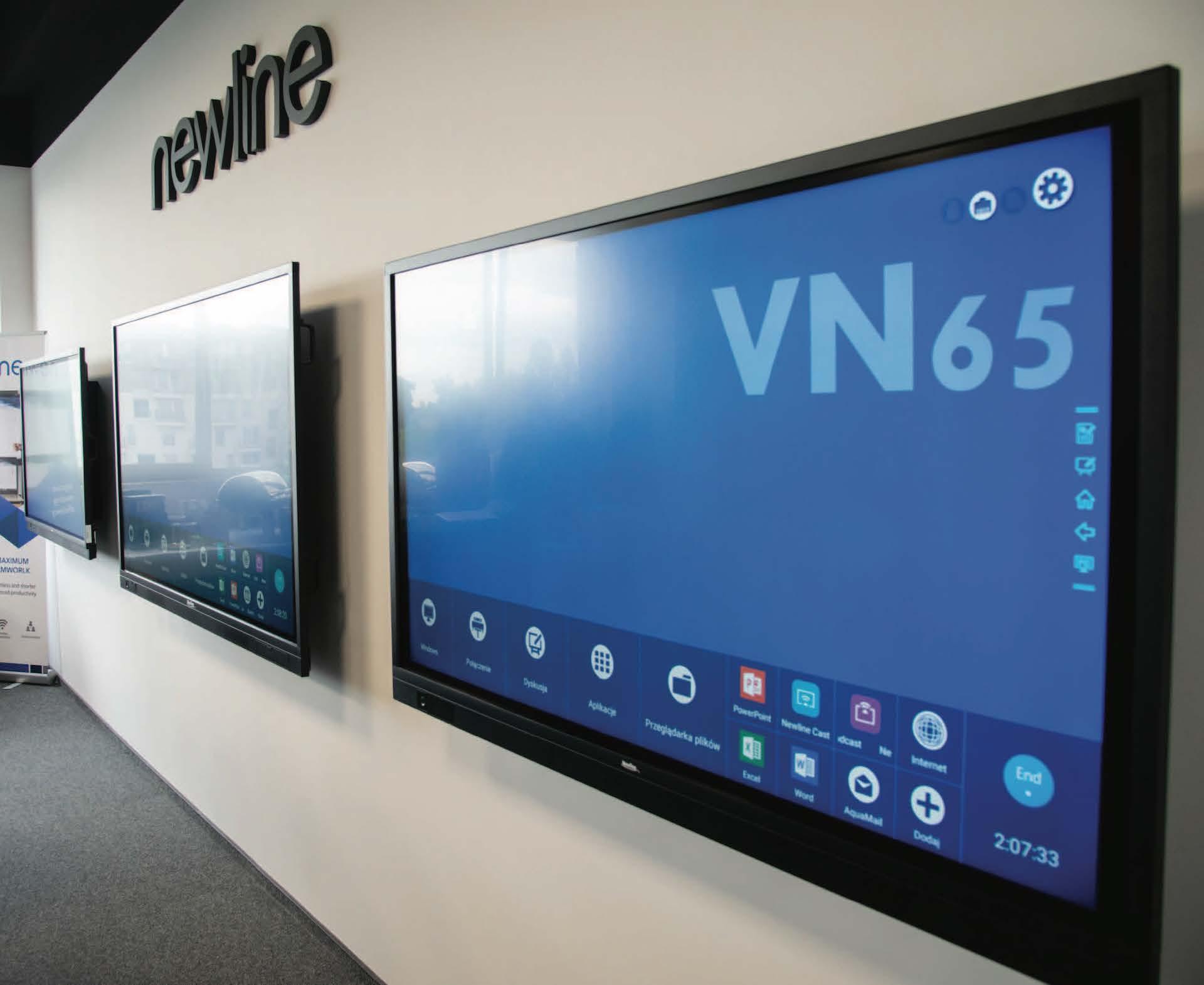 newline monitory