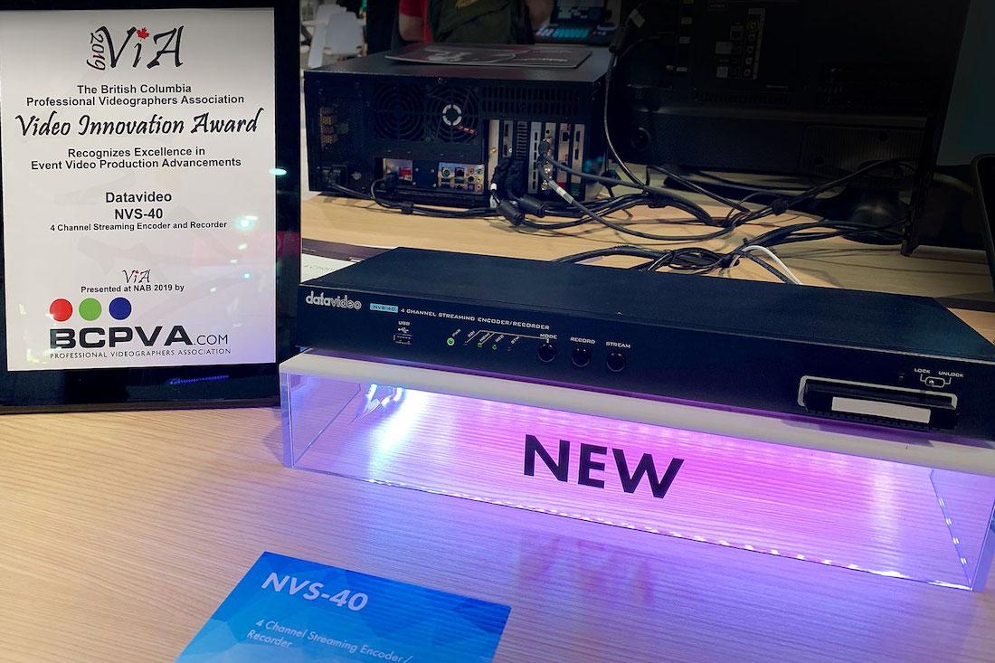 Nagroda DataVideo