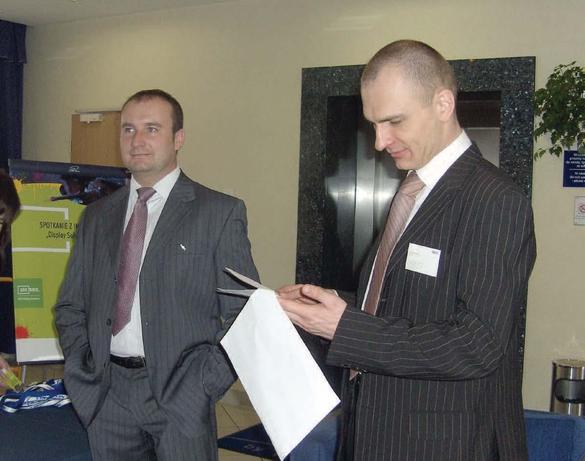 NEC w Polsce