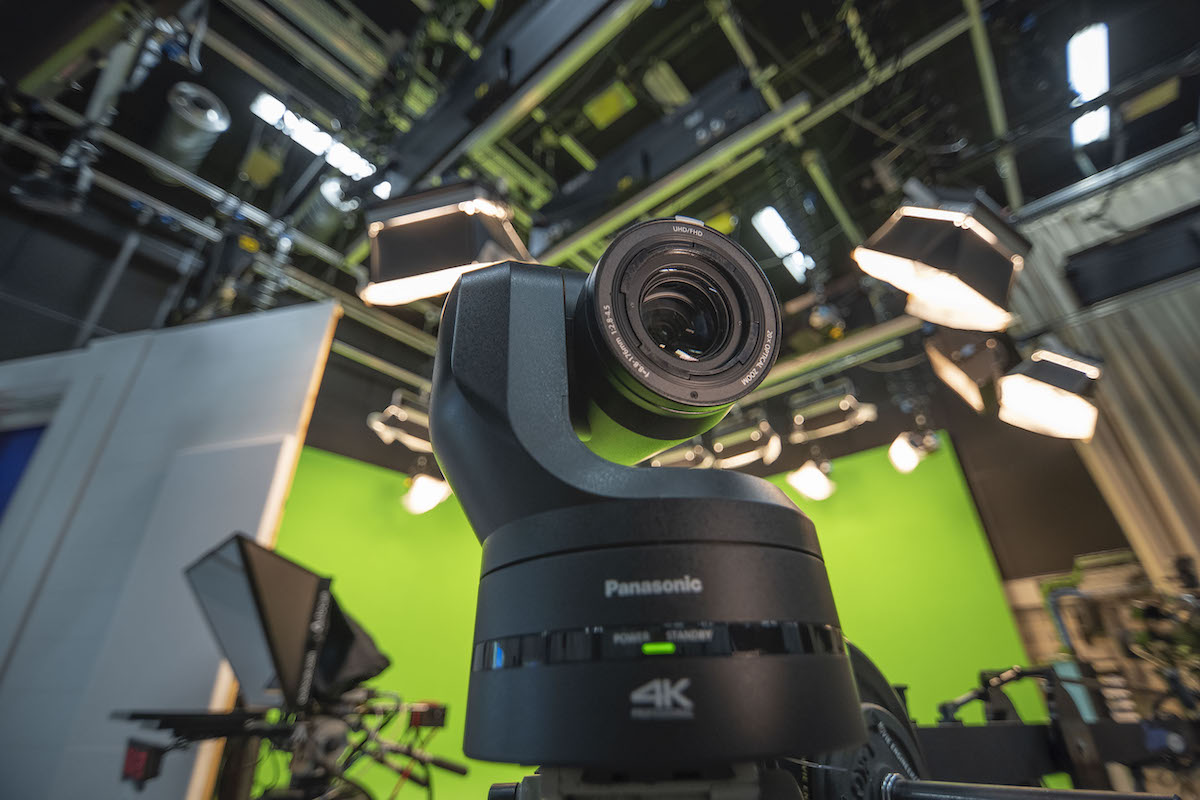 Panasonic i Zero Density prezentują rozwiązanie do tworzenia wirtualnych scenografii telewizyjnych