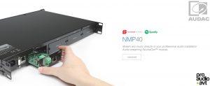 AUDAC NMP40