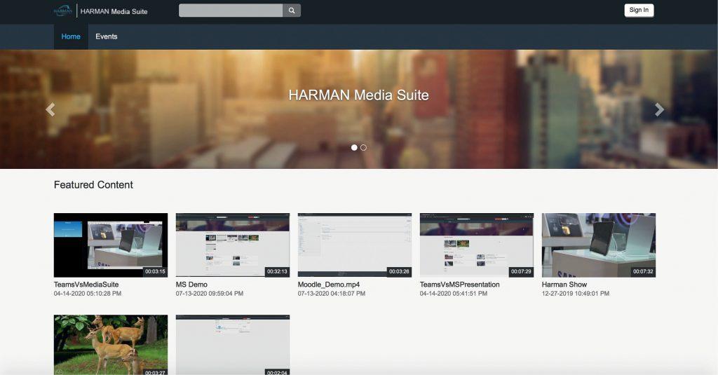 Harman Media Suite www.avintegracje.pl