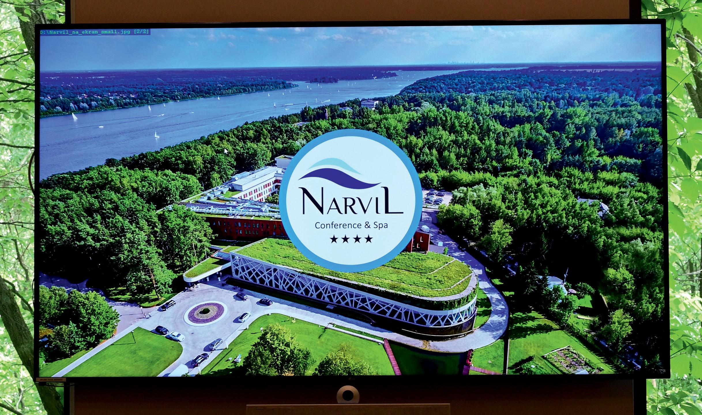 Wielkie testy w podwarszawskim hotelu Narvil Conference & Spa www.avintegracje.pl
