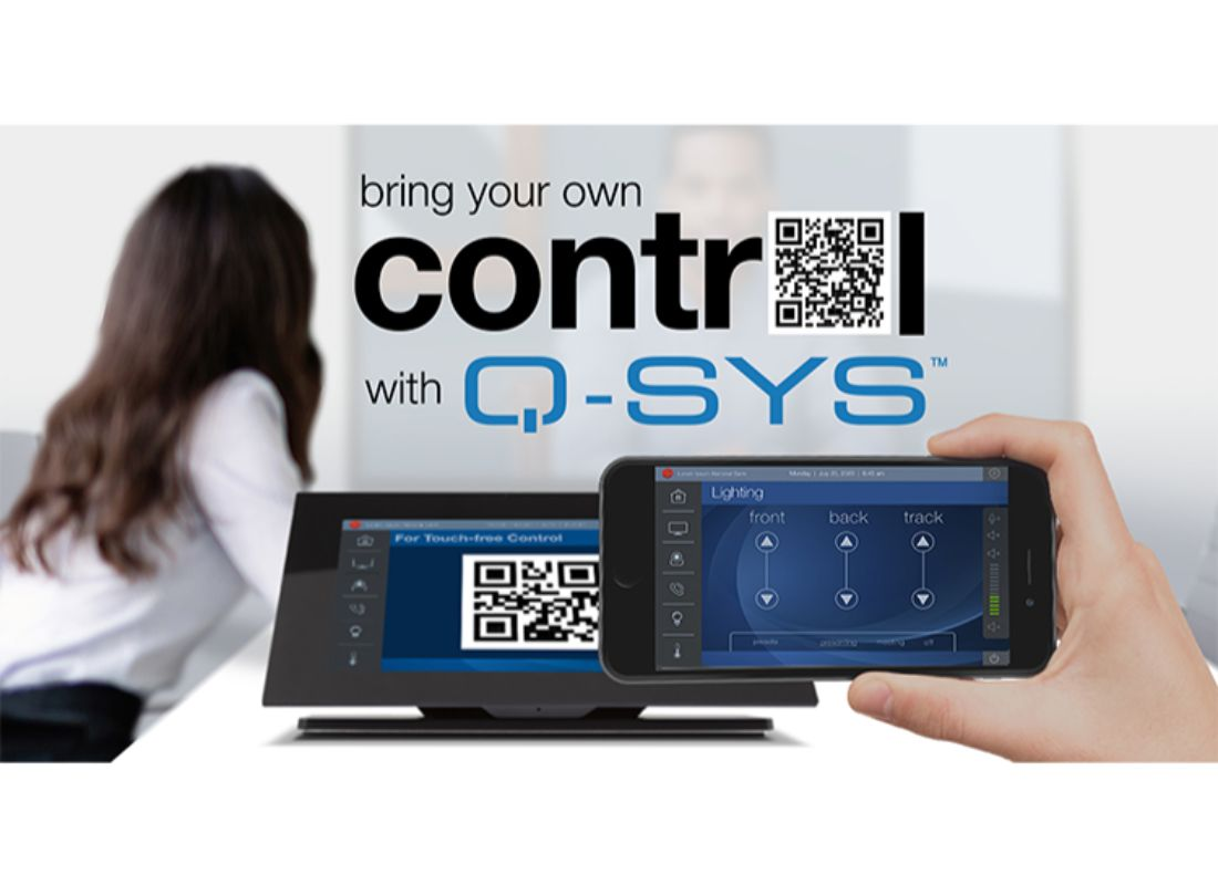 Nowe wtyczki QSC Q-SYS Control w Q-SYS Designer Asset Manager