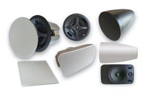 Kompletna seria głośników do każdego zastosowania Sonance Professional Series