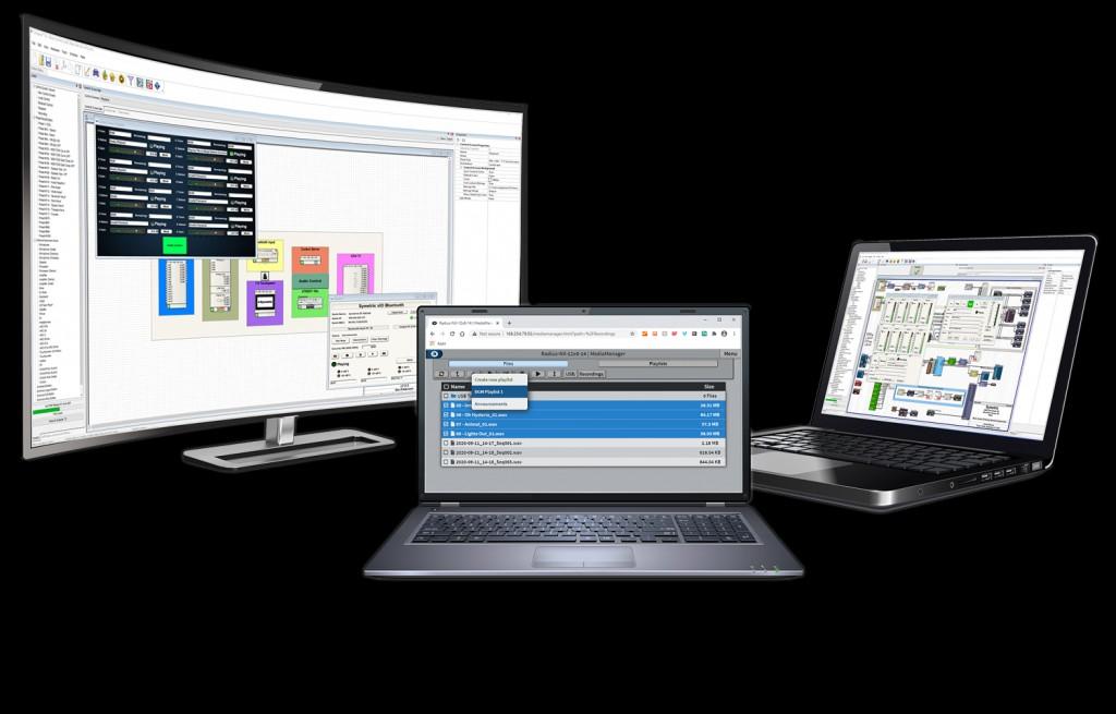 oprogramowanie symetrix