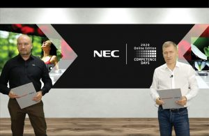 NEC Online Competence Days 2020