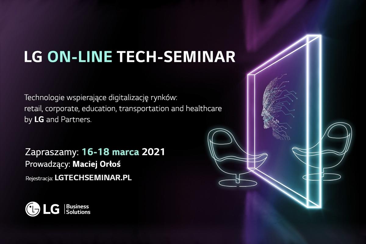 LG on-line tech-seminar