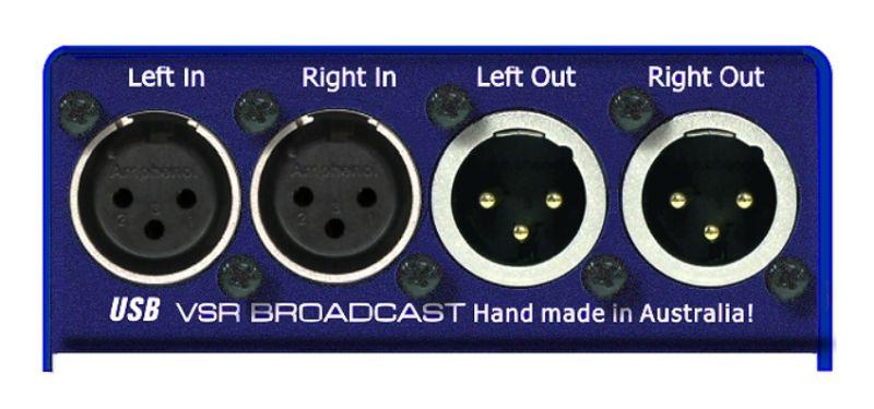 ARX USB Ultra I/O VSR Broadcast