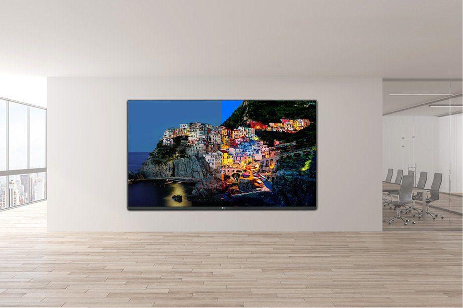 Ekrany LG LED