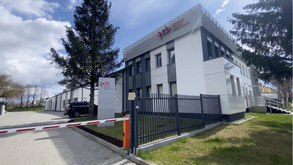 Regionalne Centrum Bezpieczeństwa w Olsztynie